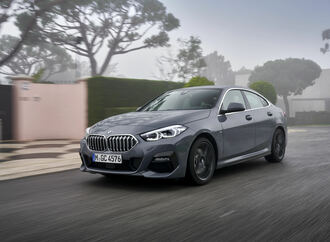 Test: BMW 218i Gran Coupé Steptronic - Der Name täuscht