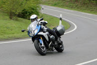 BMW R 1200 RS: Pure Boxer-Dynamik