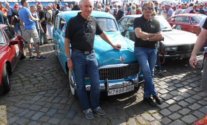 Seat 1400 B Commerciale: Klein, aber ol�