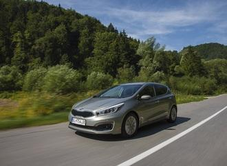 Kia Ceed Facelift - Jetzt auch mit Downsizing
