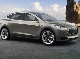 Premieren-Version des Tesla Model X ab 117.000 Euro