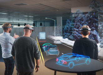 Mixed Reality: Autokauf per 3D-Brille