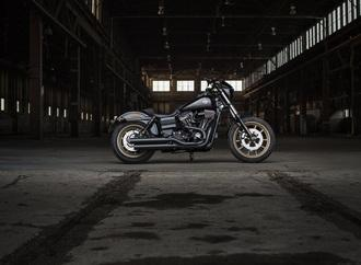 Harley-Davidson Low Rider S - Power-Chopper aus Milwaukee