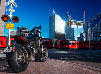 Ducati XDiavel: Powercruiser all'arrabbiata