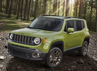 Sondermodell Renegade 75th Anniversary - Der Jubil�ums-Jeep