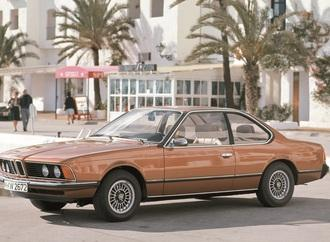 Tradition 40 Jahre BMW 6er Coup� (E 24) - Bracqs Bayern-Bomber