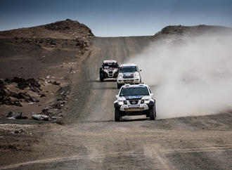 Silk Way Rally: Die Ruhe nach dem Sturm