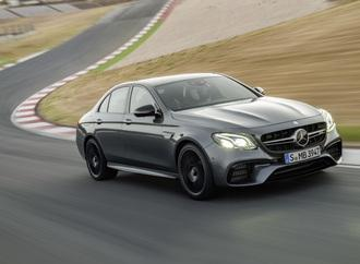 Mercedes-Benz E63 AMG - Duo infernale