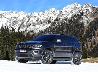Jeep Grand Cherokee Trailhawk - Ab in die Pampa