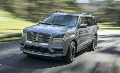 Lincoln Navigator - Great ... again