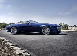 Mercedes-Maybach Vision 6 - Luxus am laufenden Meter