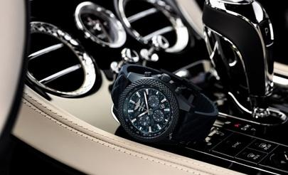 Breitling for Bentley  - Der Continental-Chronograph