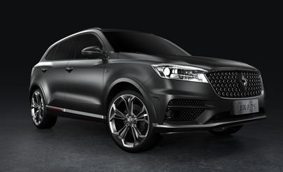 Borgward BX7 TS Limited Edition - Die Heimat im Visier