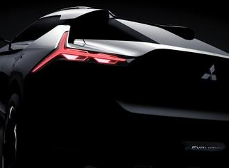 Mitsubishi E-Evolution Concept - Richtungs-weisend