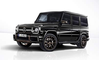 Mercedes-AMG G 65 ,,Final Edition''  - Abgang mit Stil