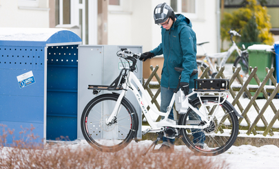 E-Bike-Batterien mögen es warm