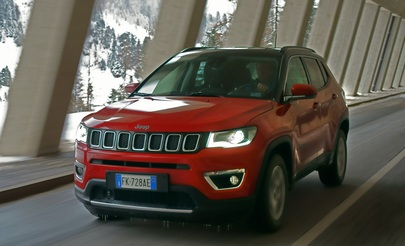 Fahrbericht: Jeep Compass 1.4 Multiair AWD Limited - Die Richtung stimmt