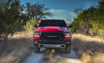 Ram 1500  - Pkw-Komfort im Pick-up