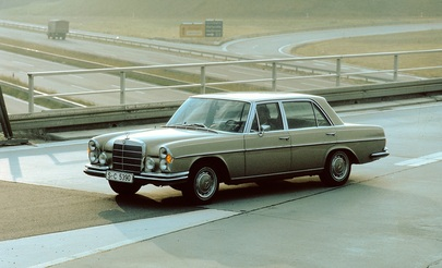 Tradition: 50 Jahre Mercedes-Benz 300 SEL 6.3 (W 109) -  Der wildeste 68er war ein braver Benz