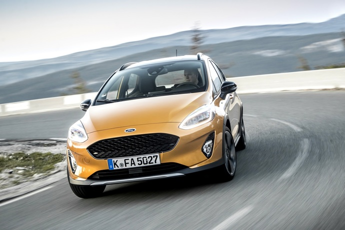 fahrbericht: ford fiesta active 1.0 l ecoboost (140 ps) - news: test