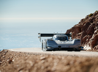 Pikes Peak International Hill Climb 2018 - Hoch-Spannung
