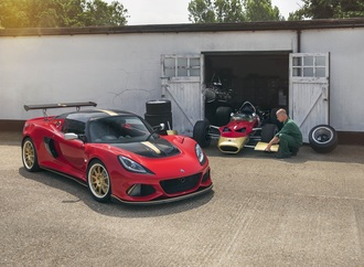 Lotus Exige Type 49 und 79  - Jubiläum in Goodwood