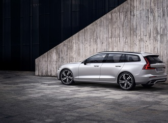 Volvo V60 ,,R-Design''  - Business Casual