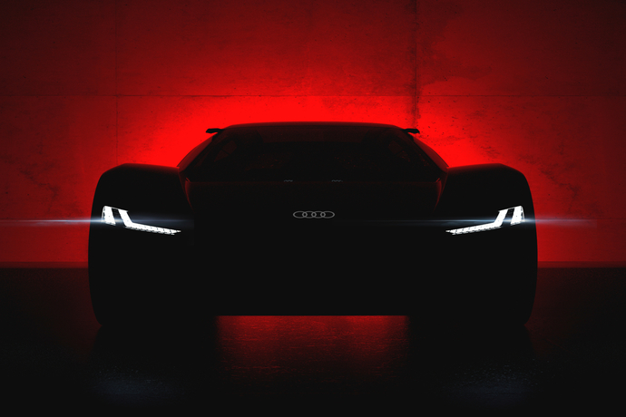 Audi elektrisiert Pebble Beach