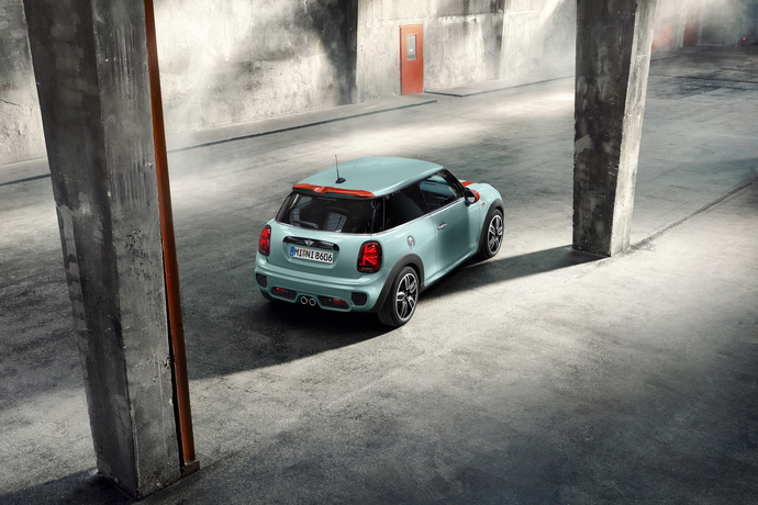 Auto News Mini Le Mans Gefühle In Der Delaney Edition