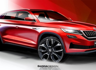 Skoda Kodiaq GT  - Tschechisches SUV-Coupé für China