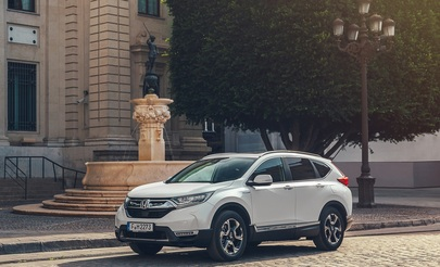Test: Honda CR-V Hybrid AWD - SUV mit alternativer Hybrid-Idee