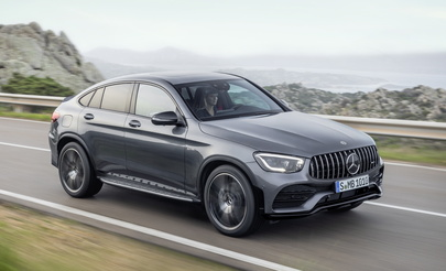 Mercedes-AMG GLC 43 Facelift - Kraftkur für ein Power-Duo
