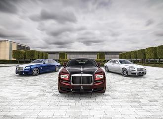 Rolls-Royce Ghost Zenith Collection - Feines zum Finale