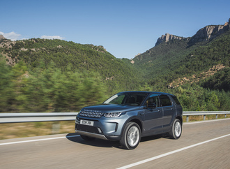 Fahrbericht: Land Rover Discovery Sport  - Alles in Einem