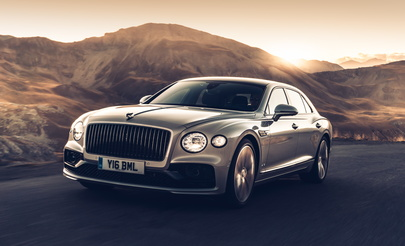 Bentley Flying Spur - Speerspitze in der Luxusliga