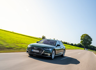 Audi A8 als Plug-in-Hybrid - Teures Sparmodell