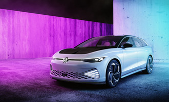 L.A. Autoshow - VW ID Space Vizzion - Die große Idee