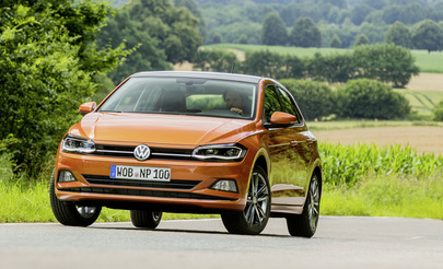 Test: VW Polo - Die analoge Alternative zum Digital-Golf
