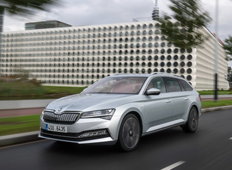 Test: Skoda Superb Combi 1.5 TSI - Vernunft in XL
