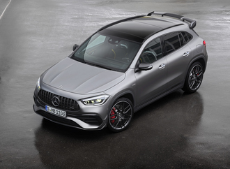 Mercedes AMG GLA 45 4 Matic+ - Schnelles SUV