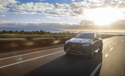 Fahrbericht: Mercedes-AMG GLE 63 - Muskelspiele auf dem Mullholland Drive