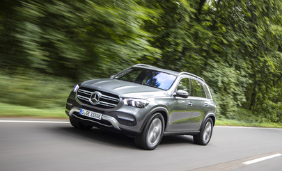 Test: Mercedes-Benz GLE 350 de 4Matic - Hightech-Hochsitz