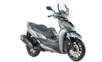 Kymco Agility 300i ABS - Flott in der City