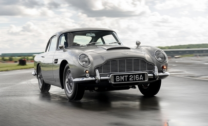 Aston Martin DB5 Continuation - Wie im Film