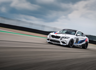 Panorama: BMW M2 CS Racing  - Es lebe der Sport