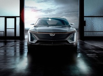 Cadillac Lyriq   - General Motors nutzt Strom