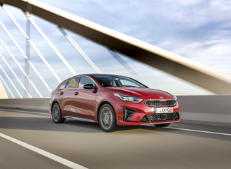 Test: Kia Proceed 1.4 T-GDI DCT  - Kombi in cool